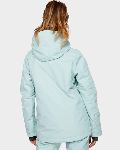 3 Sula 2L 10K Jacket Blue Q6JF01S Billabong