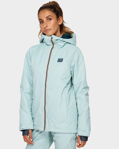 1 Sula 2L 10K Jacket Blue Q6JF01S Billabong