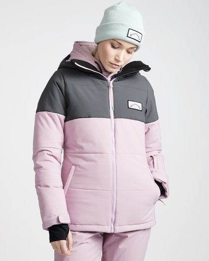 Down Rider - Snow Jacket for Women  Q6JF02BIF9