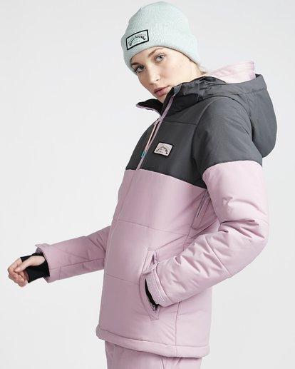 1 Down Rider - Ski- und Snowboardjacke für Frauen  Q6JF02BIF9 Billabong