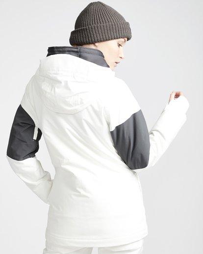 2 Say What - Snow Jacket for Women White Q6JF03BIF9 Billabong