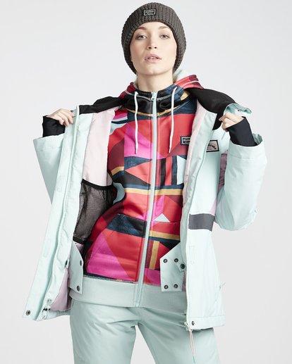3 Say What - Ski- und Snowboardjacke für Frauen  Q6JF03BIF9 Billabong