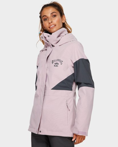2 SAY WHAT 2L 10K JACKET Purple Q6JF03S Billabong