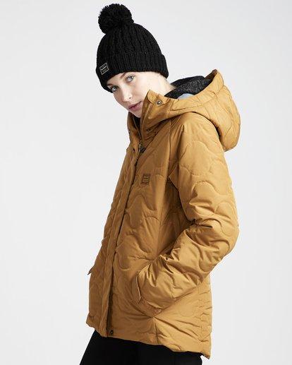 1 Bliss - Chaqueta para Nieve para Mujer Amarillo Q6JF05BIF9 Billabong