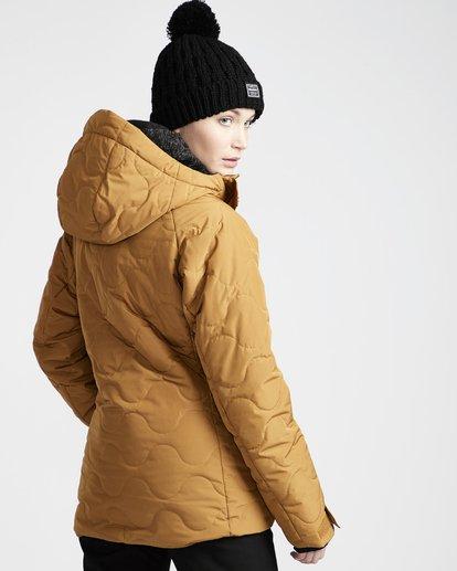 2 Bliss - Chaqueta para Nieve para Mujer Amarillo Q6JF05BIF9 Billabong