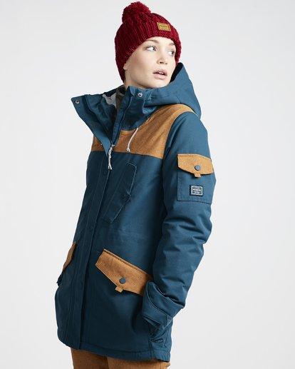 1 Scenic Route - Ski- und Snowboardjacke für Frauen  Q6JF10BIF9 Billabong