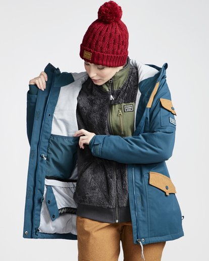 3 Scenic Route - Snow Jacket for Women  Q6JF10BIF9 Billabong