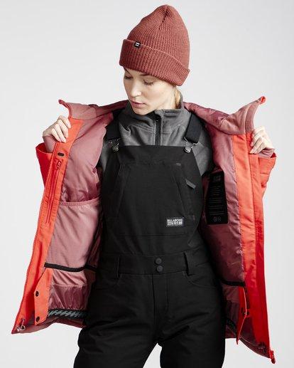 3 Eclipse - Snow Jacket for Women Red Q6JF13BIF9 Billabong