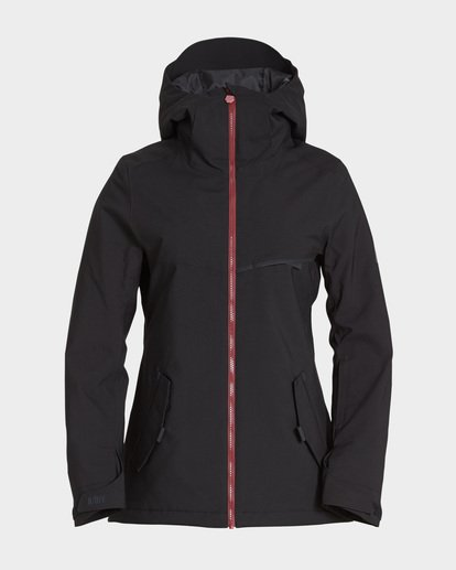 4 Eclipse 2L 15K Jacket Black Q6JF13S Billabong