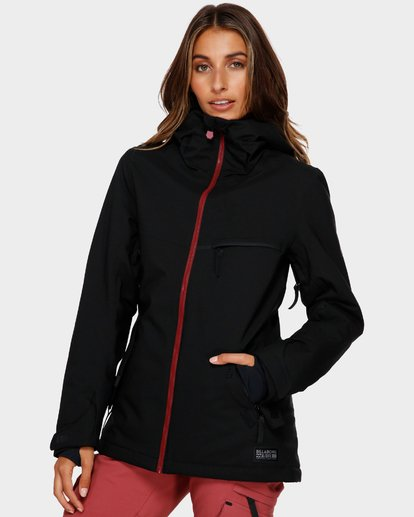 2 Eclipse 2L 15K Jacket Black Q6JF13S Billabong