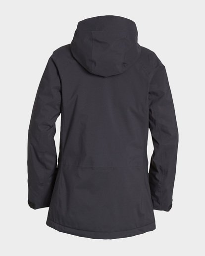 5 Trooper Stx 2L 45K Jacket Black Q6JF15S Billabong