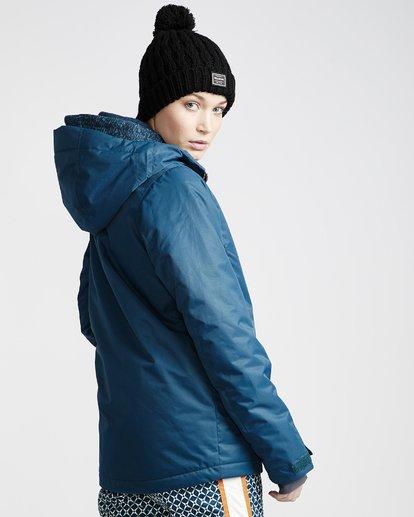 2 Sula - Ski- und Snowboardjacke für Mädchen  Q6JG01BIF9 Billabong