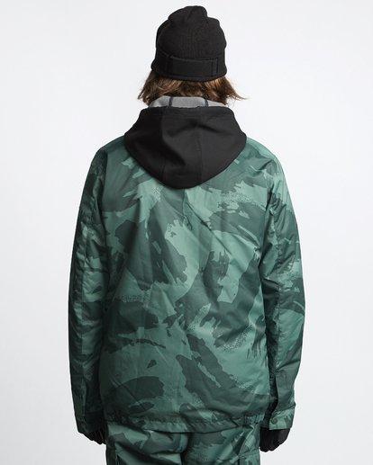 2 Fastplant - Snow Jacket for Men Camo Q6JM02BIF9 Billabong