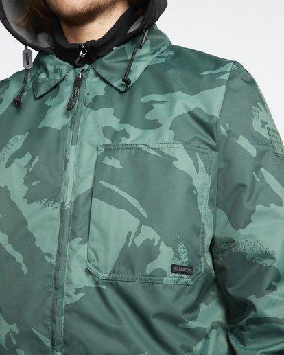 5 Fastplant - Snow Jacket for Men Camo Q6JM02BIF9 Billabong