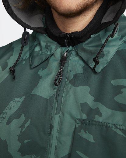 7 Fastplant - Snow Jacket for Men Camo Q6JM02BIF9 Billabong
