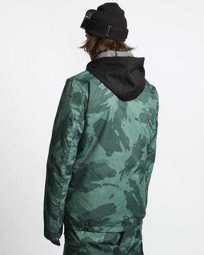 4 Fastplant - Snow Jacket for Men Camo Q6JM02BIF9 Billabong