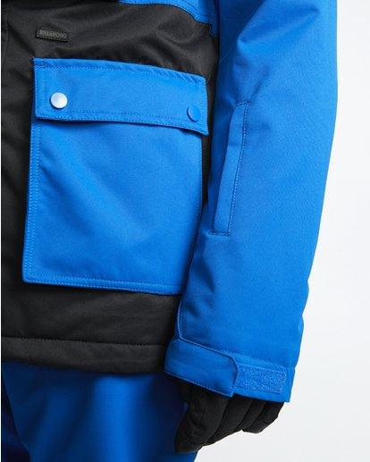 7 Fifty 50 - Snow Jacket for Men Blue Q6JM04BIF9 Billabong