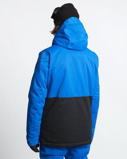 4 Fifty 50 - Snow Jacket for Men Blue Q6JM04BIF9 Billabong