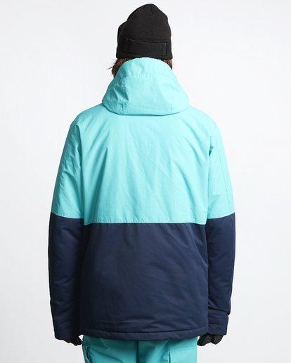 2 Fifty 50 - Chaqueta para Nieve para Hombre Azul Q6JM04BIF9 Billabong