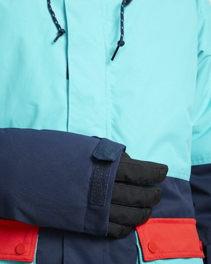 6 Fifty 50 - Chaqueta para Nieve para Hombre Azul Q6JM04BIF9 Billabong