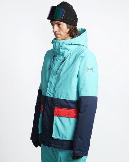 3 Fifty 50 - Chaqueta para Nieve para Hombre Azul Q6JM04BIF9 Billabong