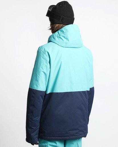 4 Fifty 50 - Chaqueta para Nieve para Hombre Azul Q6JM04BIF9 Billabong