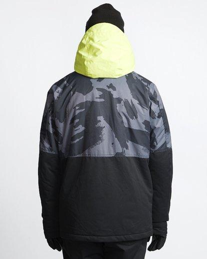 2 Fifty 50 - Snow Jacket for Men Yellow Q6JM04BIF9 Billabong