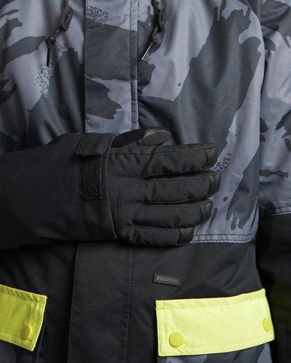 5 Fifty 50 - Snow Jacket for Men Yellow Q6JM04BIF9 Billabong