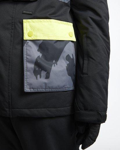 7 Fifty 50 - Snow Jacket for Men Yellow Q6JM04BIF9 Billabong