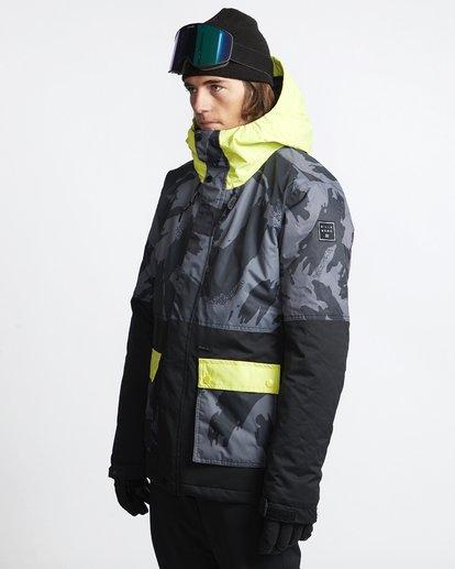 3 Fifty 50 - Snow Jacket for Men Yellow Q6JM04BIF9 Billabong