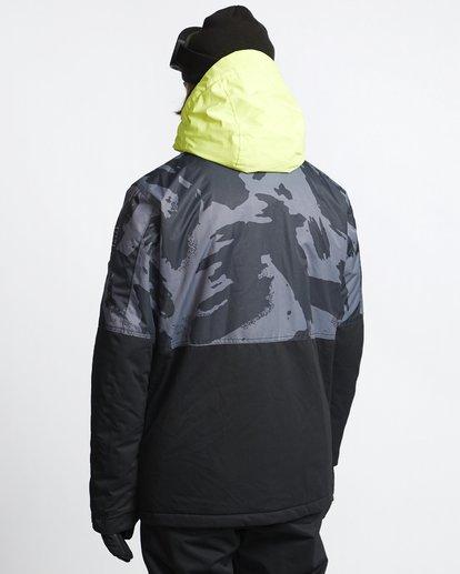 4 Fifty 50 - Snow Jacket for Men Yellow Q6JM04BIF9 Billabong