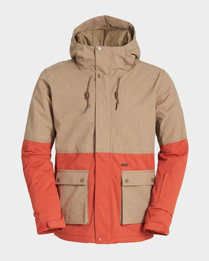 3 Fifty 50 2L 10K Jacket  Q6JM04S Billabong