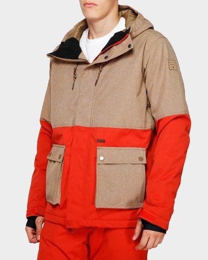 0 Fifty 50 2L 10K Jacket  Q6JM04S Billabong