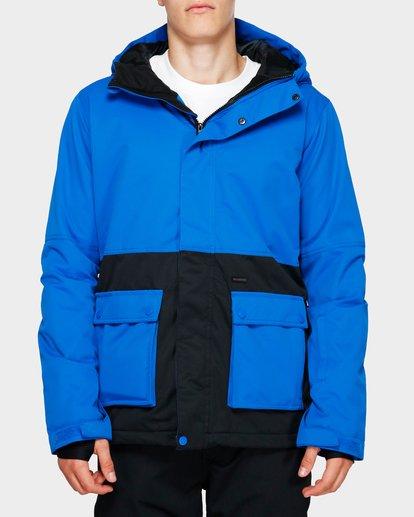 1 Fifty 50 2L 10K Jacket Blue Q6JM04S Billabong