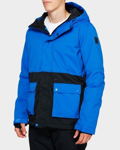 2 Fifty 50 2L 10K Jacket Blue Q6JM04S Billabong