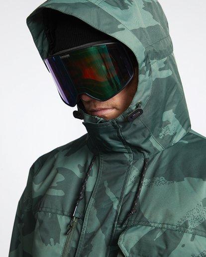 4 Fuller Suit - Ski- und Snowboardjacke für Männer Gemustert Q6JM05BIF9 Billabong