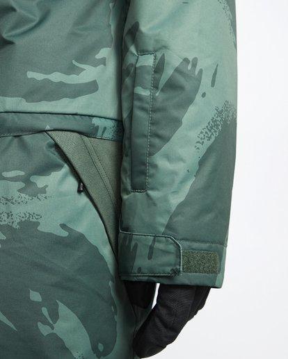 6 Fuller Suit - Traje para Nieve para Hombre Camo Q6JM05BIF9 Billabong