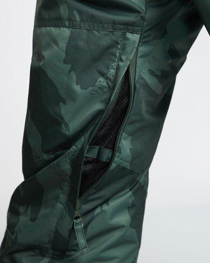 7 Fuller Suit - Traje para Nieve para Hombre Camo Q6JM05BIF9 Billabong
