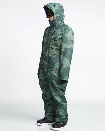 2 Fuller Suit - Traje para Nieve para Hombre Camo Q6JM05BIF9 Billabong