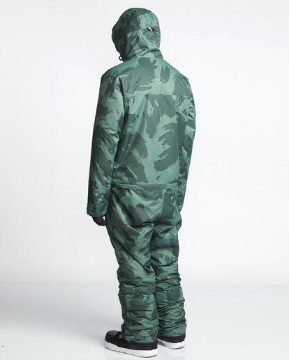 3 Fuller Suit - Traje para Nieve para Hombre Camo Q6JM05BIF9 Billabong