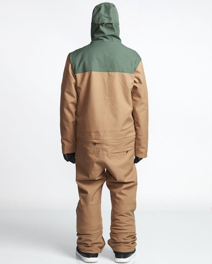 1 Fuller Suit - Snowsuit for Men Brown Q6JM05BIF9 Billabong