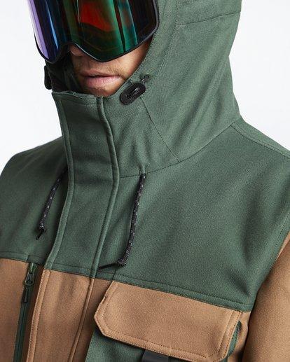 4 Fuller Suit - Snowsuit for Men Brown Q6JM05BIF9 Billabong