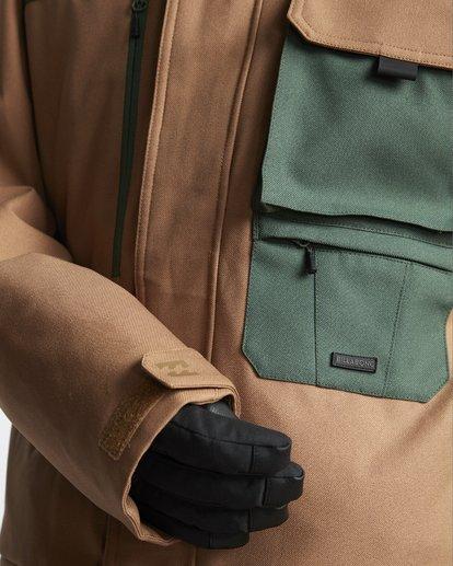 5 Fuller Suit - Snowsuit for Men Brown Q6JM05BIF9 Billabong