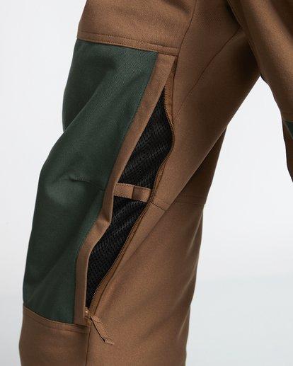 7 Fuller Suit - Snowsuit for Men Brown Q6JM05BIF9 Billabong