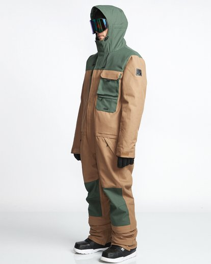 2 Fuller Suit - Snowsuit for Men Brown Q6JM05BIF9 Billabong