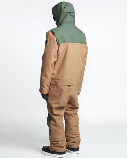 3 Fuller Suit - Snowsuit for Men Brown Q6JM05BIF9 Billabong
