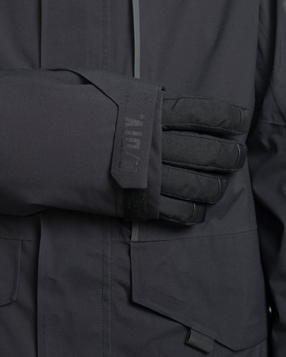 5 Delta - Chaqueta para Nieve para Hombre Negro Q6JM06BIF9 Billabong