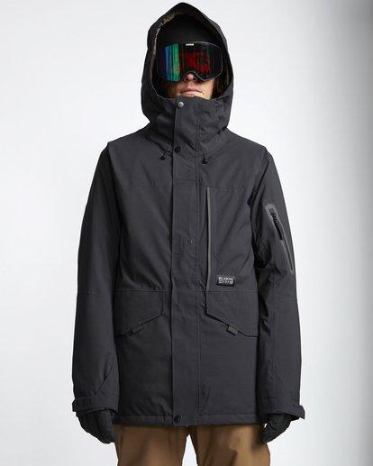 0 Delta - Chaqueta para Nieve para Hombre Negro Q6JM06BIF9 Billabong