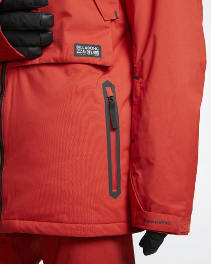 6 Prismx Insulated - Prism StIsolierte Ski- und Snowboardjacke für Männer  Q6JM07BIF9 Billabong