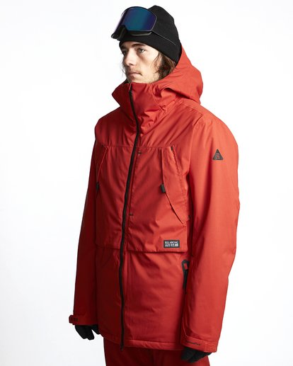 3 Prismx Insulated - Prism StIsolierte Ski- und Snowboardjacke für Männer  Q6JM07BIF9 Billabong